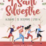 1a Cursa Sant Silvestre vila d'Alguaire