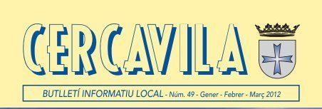 Revista Cercavila Ajuntament D'Alguaire